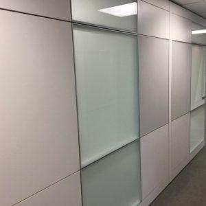 Used modular walls in Calgary