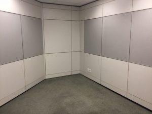 Teknion Altos modular wall system
