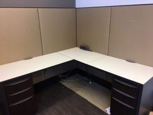 Haworth Premise N-series used office furniture