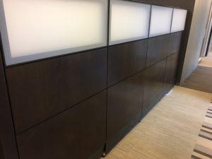 Haworth Premise N-series used panels