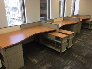 Herman Miller used office furniture