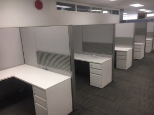Steelcase Answer Series 6' x 6' workstations