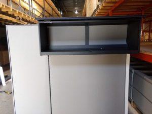 Steelcase Kick Series 6' x 6' Modular Workstation