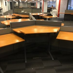 Teknion used office furniture