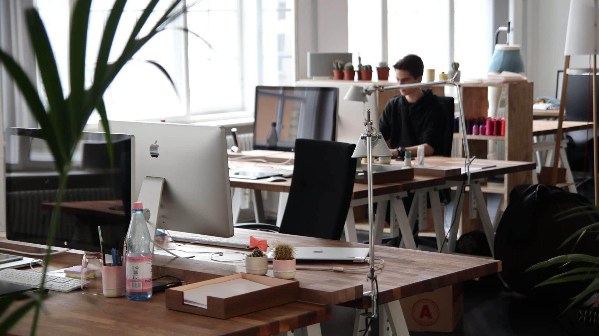 Affordable Modular Office Furniture