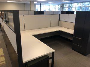 Knoll Dividends U - Shape Workstation