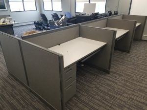 "Knoll Equity 36"" X 60"" Touchdown Workstations"