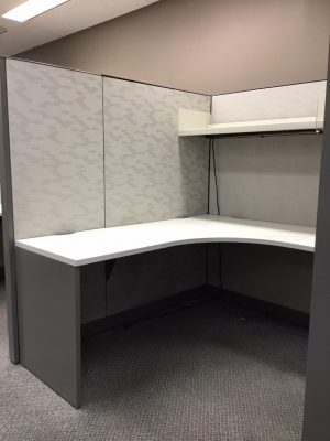 Steelcase Answer L - Shape Worstations