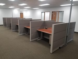 Teknion Transit Workstations