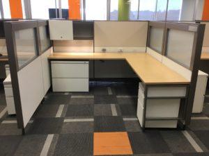Herman Miller Workstations