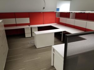 Knoll Dividends Panel System