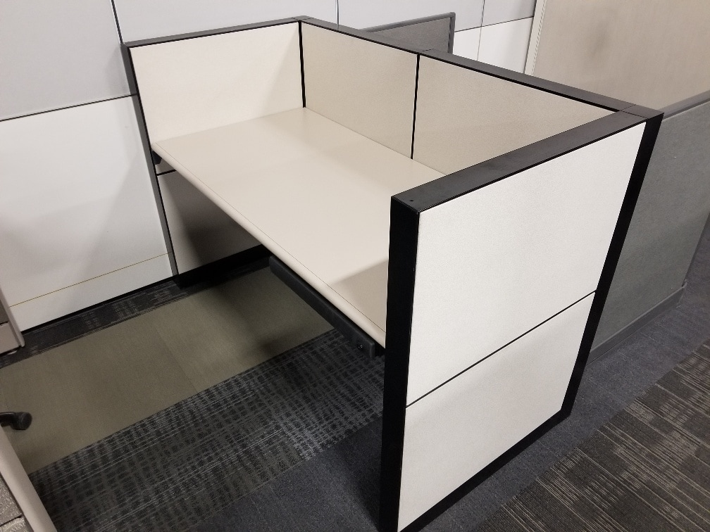 Steelcase Montage Touchdown-style Workstations