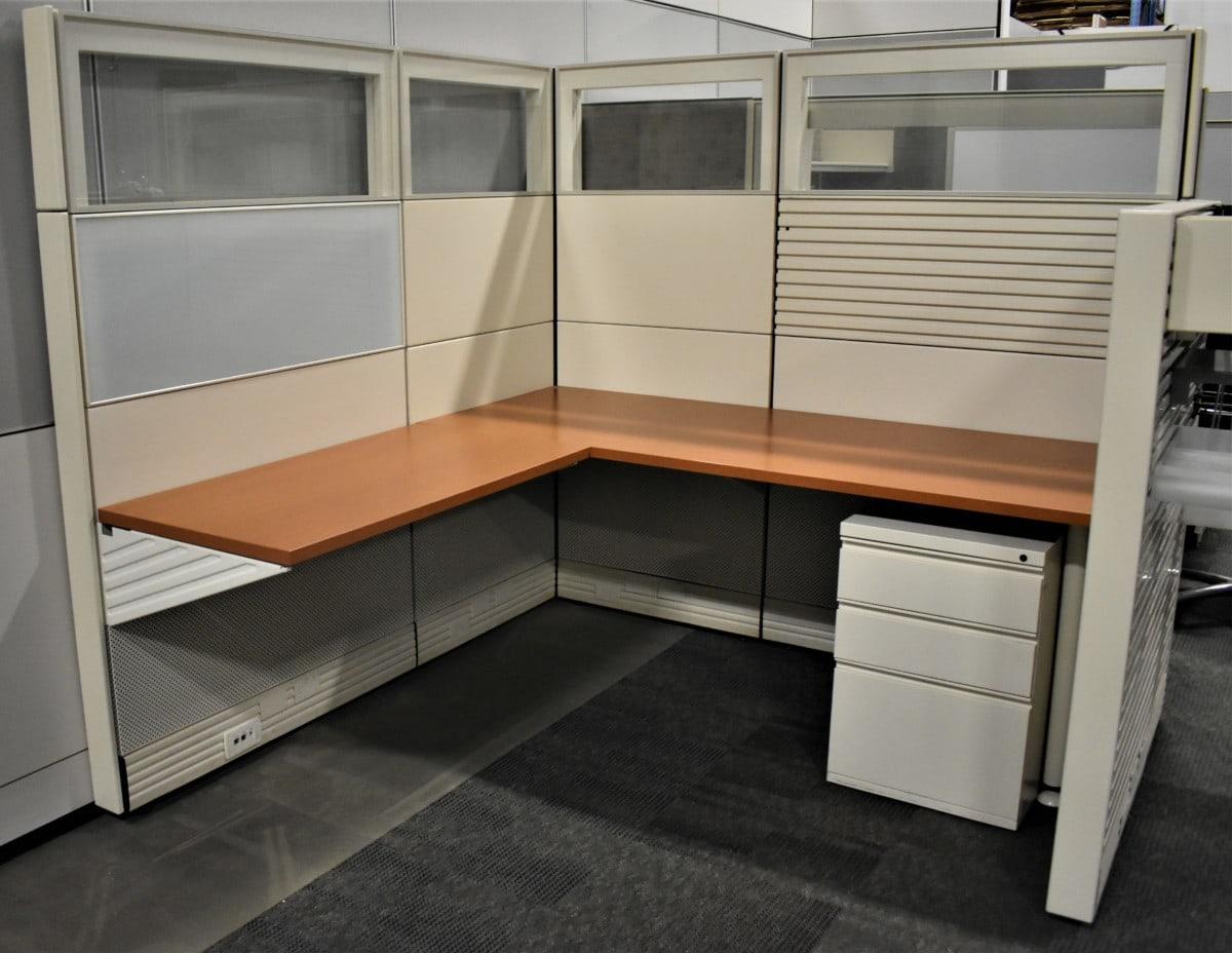 Herman Miller Ethos Workstations