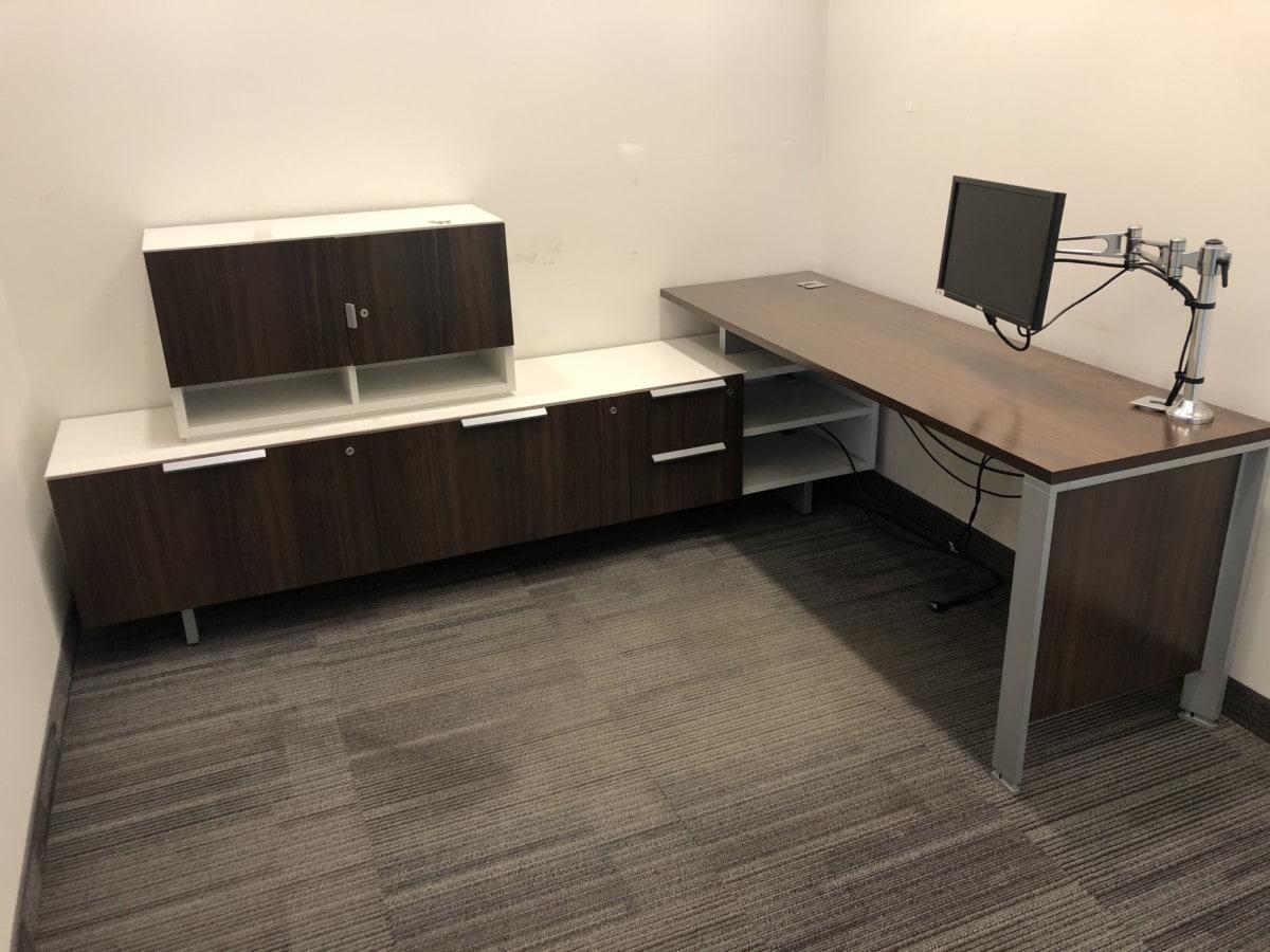 Teknion Expansion Private Suites